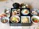令和3年1月「舞」2750円 御飯は小豆ごはんです。