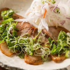 芳寿豚 炙りネギチャーシュー