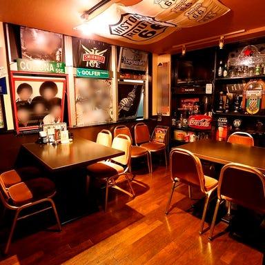 AMERICANBARBE‐POP  店内の画像