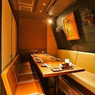 全席個室居酒屋 あばれ鮮魚 上野駅前店 店内の画像
