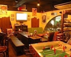 FOOTBALL CAFE CAMPNOU