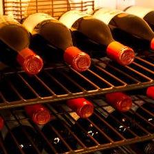 自社ワイナリー醸造のワイン