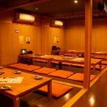 【2階】個室貸切(21~34名様)