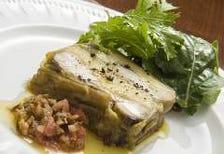◇地元の新鮮野菜と旬の魚介を味わう