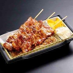 豚串丼弁当