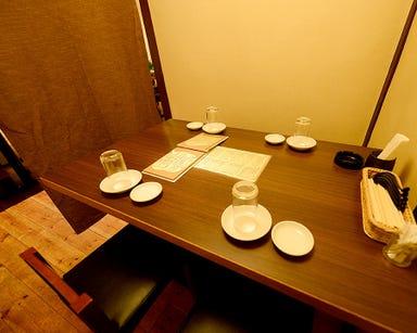 産直京野菜 中国菜飯 味らい 京橋 店内の画像