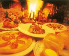 暖炉料理 七人の小人