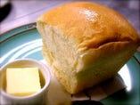 自家焼きのパン