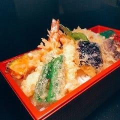 季節の天ぷら弁当