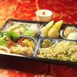 人気上昇中の中華弁当。 画像は20,00円のイメージです