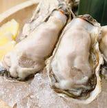 瀬戸内海より海のミルク!生牡蠣がとろける美味さ!