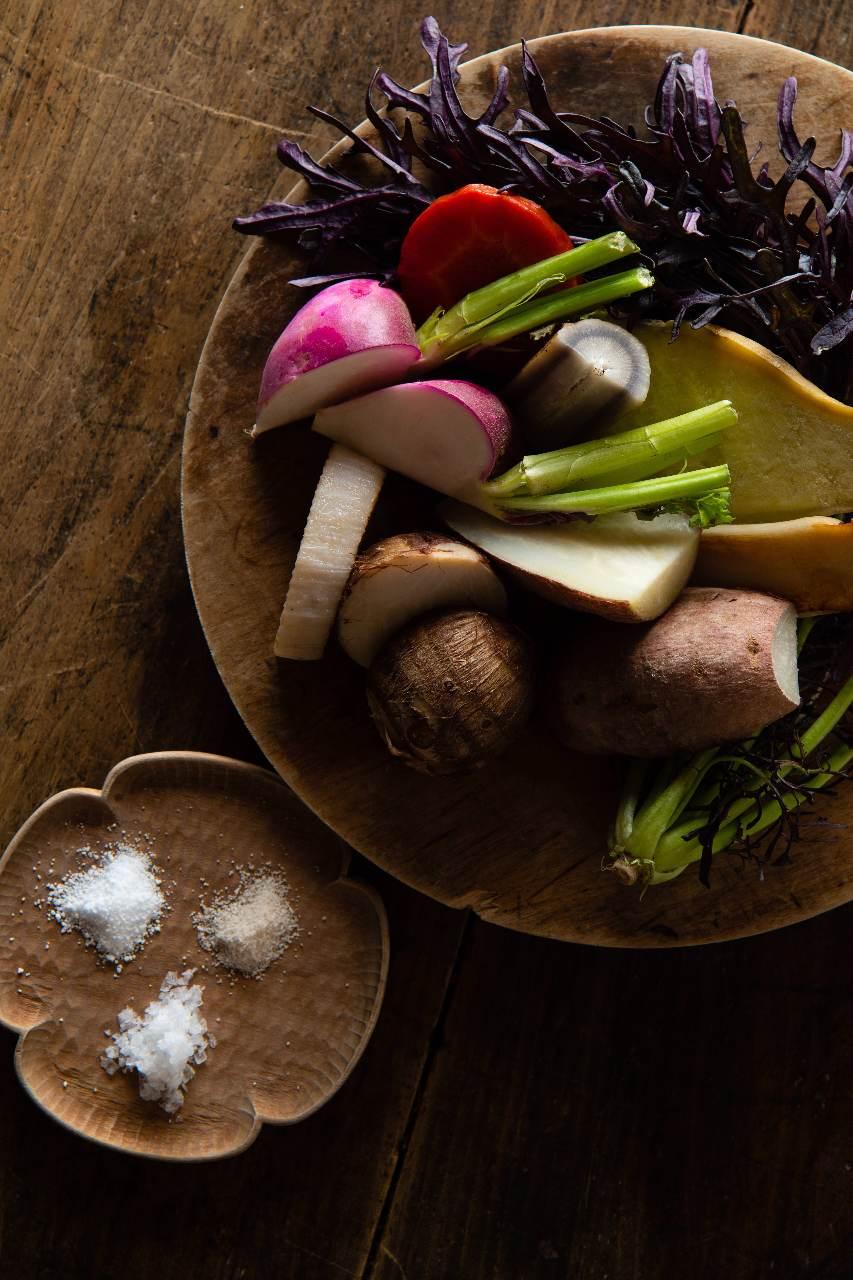古来種野菜