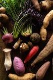 【おすすめ】古来種と季節のお野菜盛り合わせ