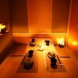 2~85名様【完全個室】各種ご宴会に最適な空間です。