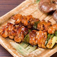 【飲み放題付】旬の美味しさと鶏を楽しむ『豆コース』