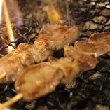 タン串(塩、タレ、黒胡椒)