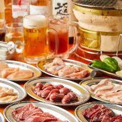 黒毛和牛食べ放題 焼肉 2998 国立総本店