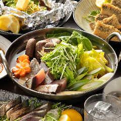 三重県産 季節の魚介鍋