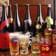 生ビールも楽しめて税抜1,200円!