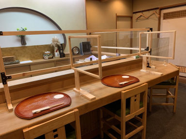 日本料理 さかぐら  店内の画像