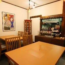 本八幡駅徒歩4分  隠れ家レストラン