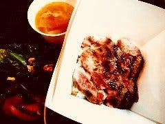 イベリコ豚丼(ベジョータ)