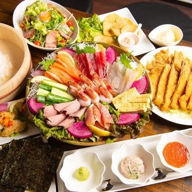 寿司とYシャツとお肉 あるて  コースの画像