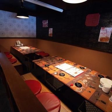 寿司とYシャツとお肉 あるて  店内の画像