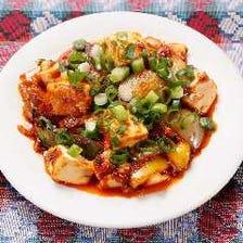 ◆スパイスの効いた本場ネパール料理