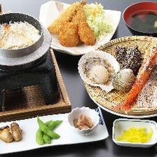 能登半島の魚介を楽しむなら当店へ!