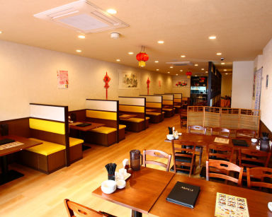 中華料理 鴻福居(こうふくきょ) 都賀店 店内の画像