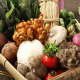 旬の野菜に契約農家の地野菜までお楽しみいただけます