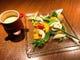 野菜の旨みを楽しめるバーニャカウダ