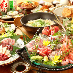 全100種類 食べ放題・飲み放題居酒屋 鶏彩 本厚木店