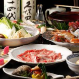 旬の味覚と鍋を堪能 桜鯛や鰆など旬魚をお召し上がり下さい