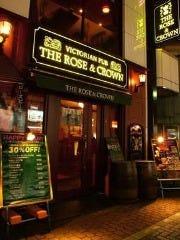 ザ・ローズ&クラウン 神田店(THE ROSE&CROWN)