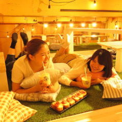 隠れ家 個室 DIYカフェ 三宮北野坂店