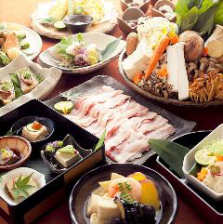 お得な宴会コースは2500円~ご用意!