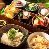 お昼のメニューも充実のラインナップ!【三宮 和食】