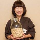 大豆のこだわり!!【福井県、長野県】