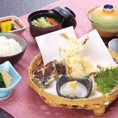 「天ぷら御膳」