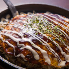 モダン・チーズ・肉