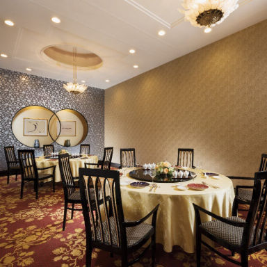 中国料理 春蘭門 ホテル阪急インターナショナル 店内の画像
