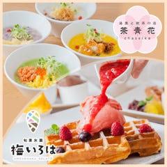 茶青花 阪急三番街店