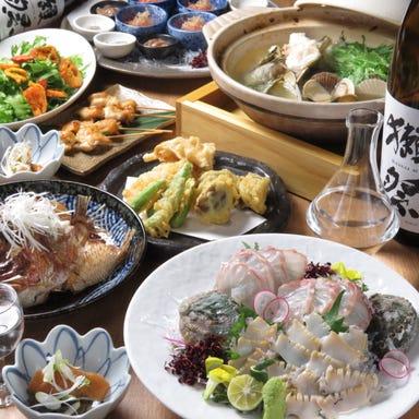 魚貝・鶏料理・日本酒 とよ新 神戸三宮  コースの画像