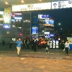 鶴見駅東口に出ます。