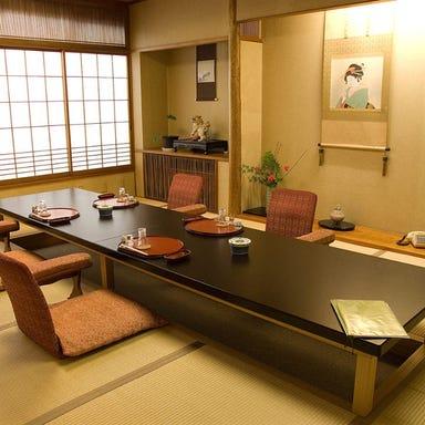 神楽坂割烹 加賀 個室と会席接待の宴会処 店内の画像