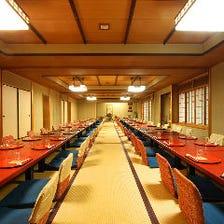 神楽坂で記念日や宴会に最適空間