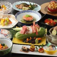 加賀百万石の歴史を感じる会席料理