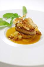 【MENU CLASSIQUE】前菜、魚料理、肉料理の至福の5品